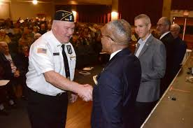 Local Vietnam veterans honored with pins at Norwich ceremony | Local News |  thedailystar.com