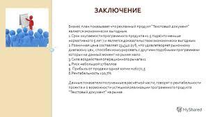 Презентация на тему Презентация к курсовой на тему Бизнес  16 ЗАКЛЮЧЕНИЕ