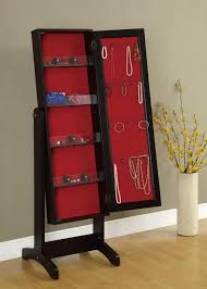 standing cheval mirror jewelry armoire plans image of cheval mirror jewelry armoire ideas