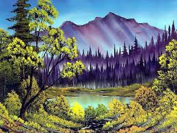 13 bob ross a gallery of his paintings