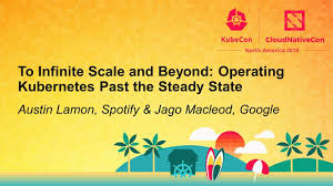 Infinite Scale Design To Infinite Scale And Beyond Operating Kubernetes Past The Steady Austin Lamon Jago Macleod
