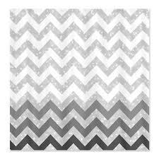 grey chevron shower curtains. Grey Chevron Shower Curtain - Ornaart Design Grey Chevron Shower Curtains
