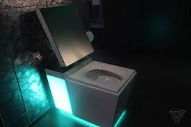 kohler s smart toilet promises a fully immersive experience