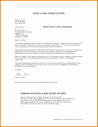 7 Examples Of Good Cover Letters Assembly Resume