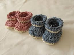Crochet Baby Booties Pattern 3 6 Months Delectable 48 Easy Free Crochet Baby Booties Patterns For Your Angel