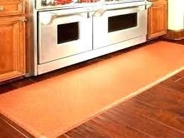 kitchen rug sets with runner washable s door