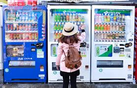Fear Of Vending Machines Delectable What's Up With Japanese Vending Machines Jihanki YABAI The