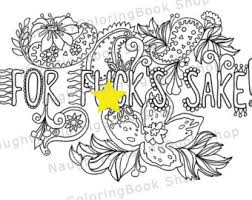 il_340x270.946854844_dcfb adult coloring book 58 printable coloring pages adult on adult swear word coloring pages