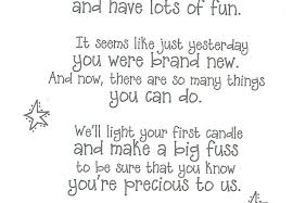 First Birthday Quotes Extraordinary First Birthday Quotes For Daughter Mr Quotes