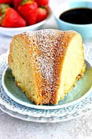 Gluten Free Kentucky Butter Pound Cake Mama