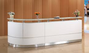 Best 25 Reception Desks Ideas On Pinterest Reception Counter With Front  Desk Furniture Ideas ...