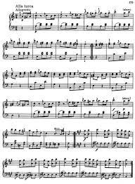 Contains printable sheet music plus an interactive, downloadable digital sheet music file. Mozart Turkish March Piano Sonata K 331 Mvt 3 Sheet Music Pdf Download Sheetmusicdbs Com