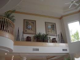 Decorating High Ceiling Walls Ledge Above Front Door Here Is A Link That Might Be Useful