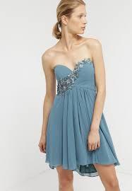 Laona Damen Abendkleider Cocktailkleid / festliches Kleid - slate ...