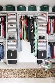 diy walk in closet on a budget