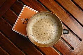 The average cup of coffee has about 95mg of caffeine. Low Caffeine Coffee Wikipedia