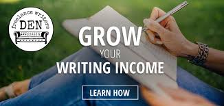 lance writing gigs great pay niches to explore grow your writing income learn how lance writers den ‹