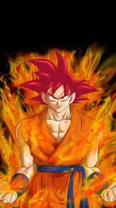 Goku Super Saiyan God Wallpaper 34 ...