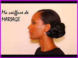 Coiffure Mariage Cheveux Africain 165964 Ma Coiffure De