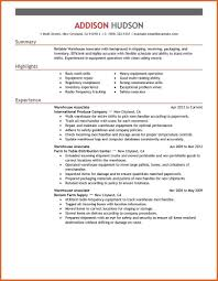 warehouse-associate-resume-warehouse-associate -agriculture-environment-emphasis-