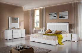 modrest san marino modern white bedroom set  bellissi furniture