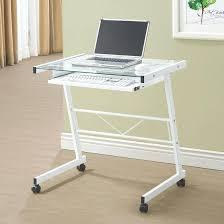hartleys black glass computer desk with shelves glass top computer desk staples glass computer desk uk