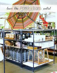 Field Trip} Pottery Barn Outlet