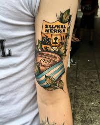 At Ultrastattoo Ultras Hooligans Tattoos Real Sociedad