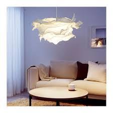 crumple white pendant lamp lighting. KRUSNING Pendant Lamp Shade - IKEA; Crumpled Paper 33\ Crumple White Lighting A