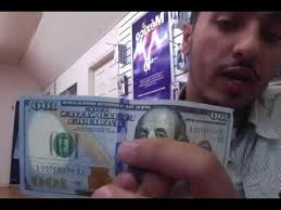 How To Make Fake Money For Vending Machines Amazing FAKE Money Vs REAL Dollars YouTube