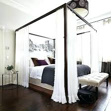 Romantic master bedroom with canopy bed Bohemian Canopy Beds Decorating Modern Four Poster Bed Poster Bed Decorating Ideas Modern Four Poster Bed Canopy Beds Krichev Canopy Beds Decorating Romantic Master Bedroom With Canopy Bed And