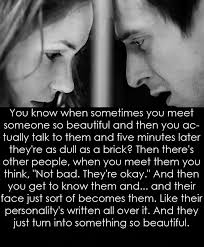 Amy Pond Rory Beautiful Quote