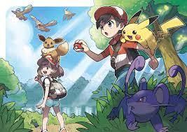 Cómo tener dos jugadores en Pokemon Lets Go? - VGEzone