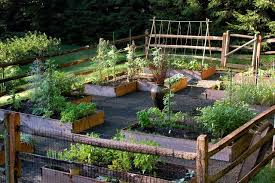 Small Picture Raised Bed Garden Design Garden ideas and garden design