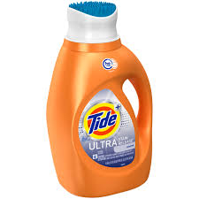 High Efficiency Detergent Vs Regular Tide Ultra Stain Release He Turbo Clean Liquid Laundry Detergent