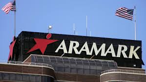 Aramark Stock Chart Aramark Stock Market Business News Market Data Stock