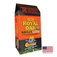 Lighting Royal Oak Charcoal Royal Oak Minot Lite 6 2 Lb Instant Lighting Charcoal