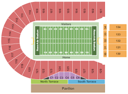 Ross Ade Stadium Seating Chart Rows Ross Ade Stadium Seating Chart West Lafayette