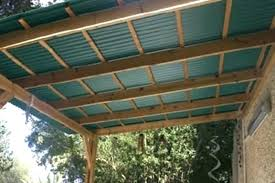 how to install polycarbonate corrugated roofing panel panels the underside of garden roofing by building products