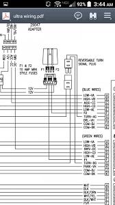 wiring diagram western ultramount? plowsite fender stratocaster ultra wiring diagram Ultra Wiring Diagram #23
