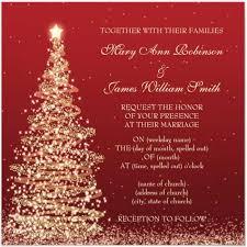Images Of Christmas Invitations 30 Diy Christmas Wedding Invitation Ideas Christmas