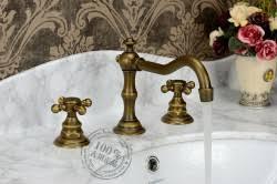 antique brass faucet. Brushed Antique Brass Bathroom Faucet I