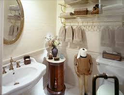 towel holder ideas. Towel Holder Ideas Bathroom Traditional With Brass Rack Oval Mirror B