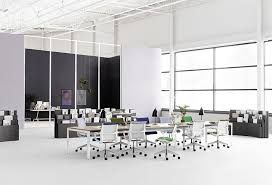living in office space. Office Design With Herman Miller Living Office, Space Planning In