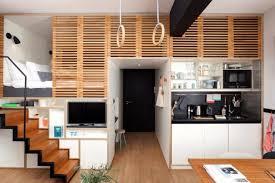 Case Piccole Design : Case con soppalco living corriere