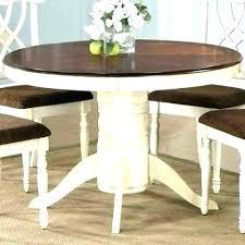 round pedestal kitchen table. Pedestal Kitchen Table Inch Round Dining Eye Catching Room .