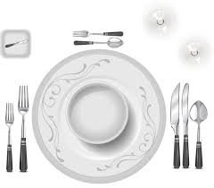 Table Setting For Breakfast Breakfast Table Set Up Dining Table Set Up With Different Kind Of
