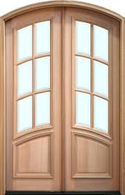 double front door with sidelights. Door Design Double Wood Entry Doors With Sidelights 5 0x8 0 Mahogany 6 Lite Arch Top Curved Look Front R
