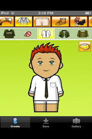 avatar cartoon creator make your own picture face character free version