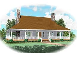colonial house plan front of home 087d 0435 house planore